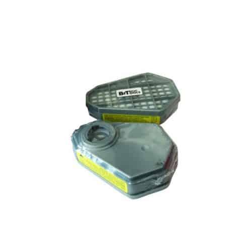 פליטרים למסיכת כמיקלים Type6 MaxPro ביטק btech