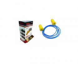 אטמי אוזניים כולל כבל קשיח גמיש ביטק btech