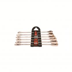 סט מפתחות רינג רצ׳ט פתוח גולד מ״מ ביטק btech