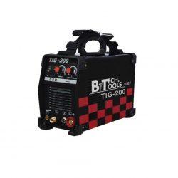 רתכת אינוורטר TIG 200D כולל אביזרים ביטק btech