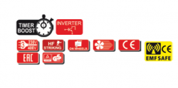פלזמה אינוורטר CUT-40 ביטק btech