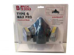 מסיכת כמיקלים Type6 MaxPro ביטק btech