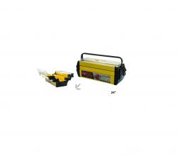 ארגז כלים הרמוניקה - 3 קומות ביטק btech