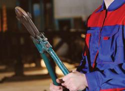 חותכי ברזל, חולצים ומפתחות צינורות