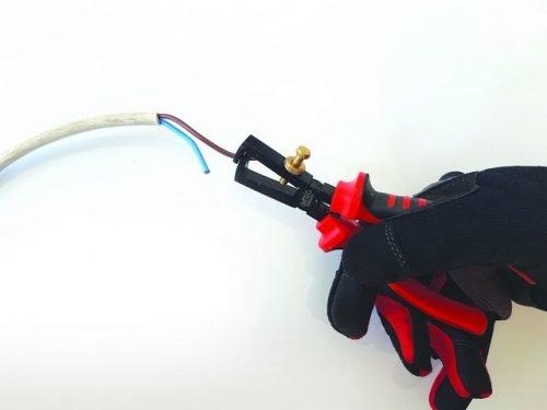 מוריד בידוד מכופף חשמל 7 אינץ' ביטק btech