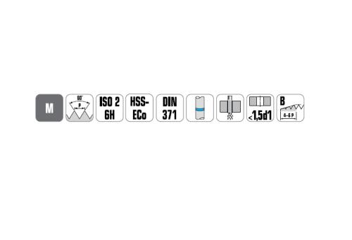 מיוחד לנירוסטה מצופה טיטניום TIN 4801 סדרה ביטק btech