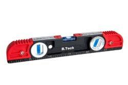"""פלס יציקת 60/61 מגנטי בצבע כחול 30 ס""""מ ביטק btech"""